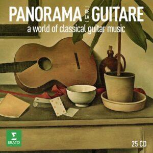 Panorama de la Guitare - A World of Classical Guitar Music