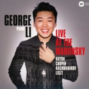 Live At The Mariinsky - George Li