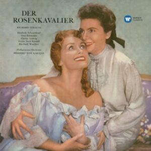 Strauss: Der Rosenkavalier - Herbert von Karajan