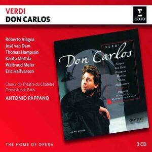 Verdi: Don Carlos - Antonio Pappano