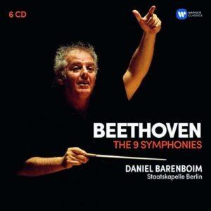 Beethoven: Symphonies Nos. 1-9 - Daniel Barenboim
