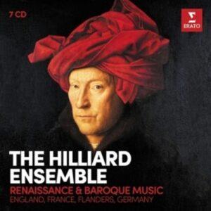 Renaissance & Baroque Music - Hilliard Ensemble