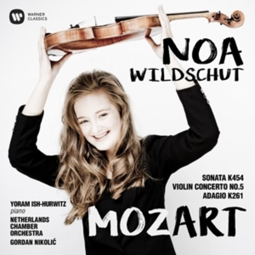 Mozart: Violin Concerto No 5 - Noa Wildschut