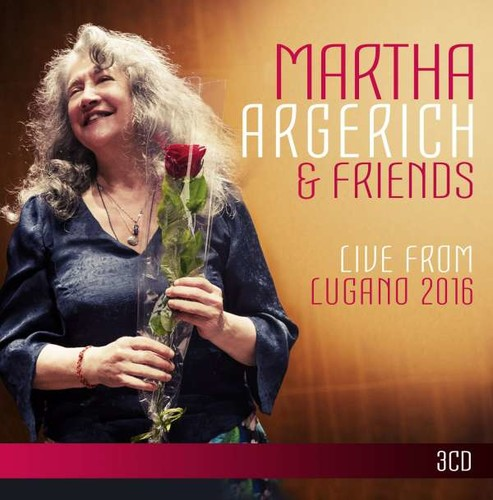 Live From Lugano 2016 - Martha Argerich