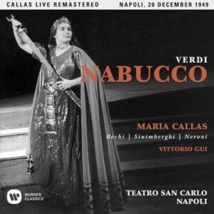 Verdi: Nabucco (Napoli, 20 / 12 / 1949) - Maria Callas