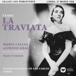 Verdi: La Traviata - Maria Callas