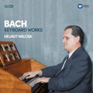 Bach: Keyboard Works - Helmut Walcha