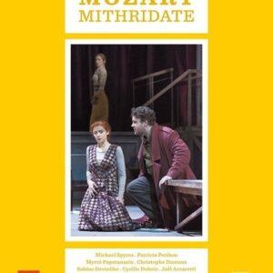 Mozart: Mitridate - Emmanuelle Haim