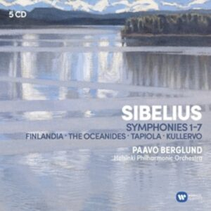 Sibelius: The Symphonies / Orchestral Works - Paavo Berglund