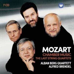 Mozart: String Quartets 14-23 - Alban Berg Quartett