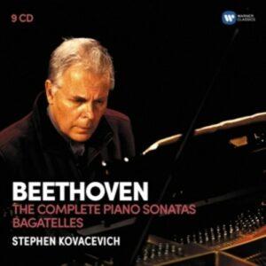 Beethoven: The 32 Piano Sonatas - Stephen Kovacevich