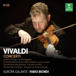Vivaldi: Concertos - Fabio Biondi