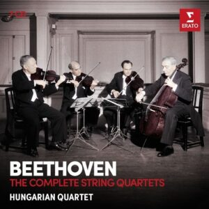 Beethoven: The String Quartets - Hungarian Quartet