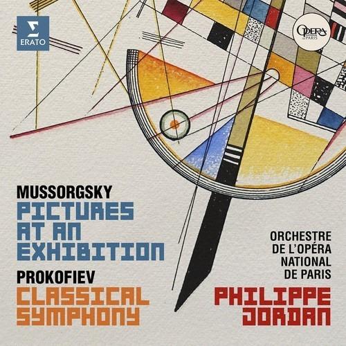 Mussorgski / Prokofiev: Pictures At An Exhibition - Philippe Jordan