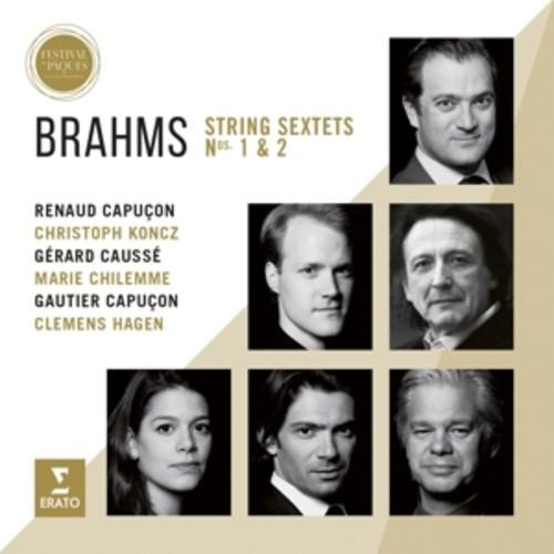 Brahms: String Sextets - Renaud Capucon