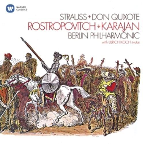 Strauss: Don Quixote - Mstislav Rostropovich
