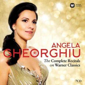 The Complete Recitals - Angela Gheorghiu