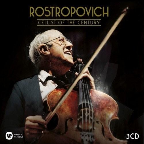 Cellist Of The Century - Mstislav Rostropovich