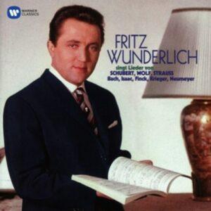 Lieder - Fritz Wunderlich