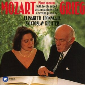 Mozart: Piano Sonatas - Elisabeth Leonskaja
