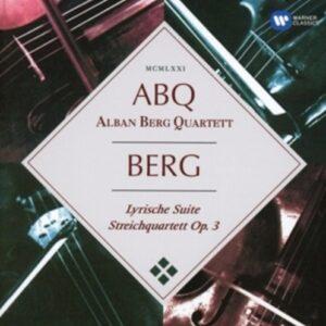 Berg: Lyric Suite, String Quartet - Alban Berg Quartett