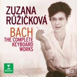 Bach: The Complete Keyboard Works - Zuzana Ruzickov