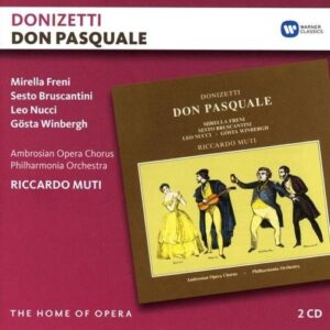 Donizetti: Don Pasquale - Riccardo Muti