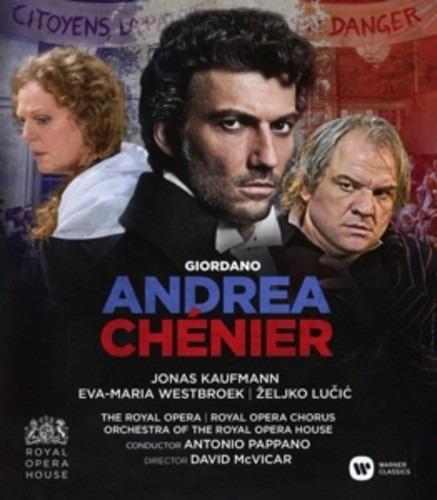 Giordano: Andrea Chenier - Antonio Pappano