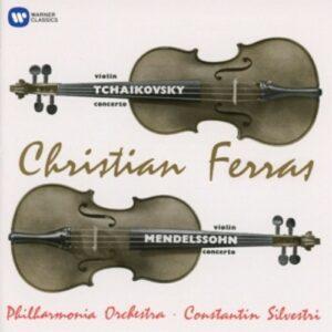 Tchaikovsky: Violin Concertos - Christian Ferras
