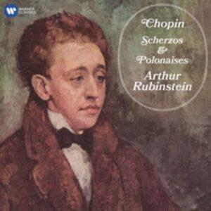 Chopin: Scherzos & Polonaises - Anton Rubinstein