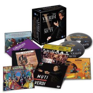 The Verdi Collection - Riccardo Muti