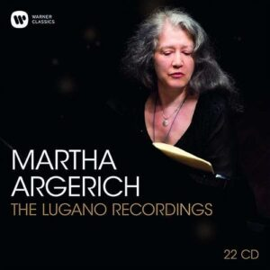 The Lugano Recordings - Martha Argerich