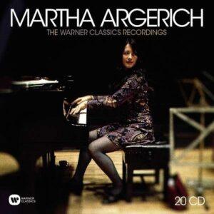 The Warner Classics Recordings - Martha Argerich