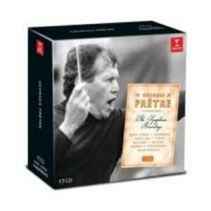 The Symphonic Recordings - Georges Pretre