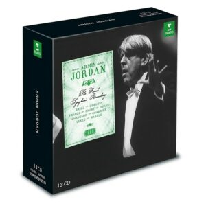 French Symphonic Recordings - Armin Jordan
