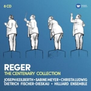 Reger: Centenary Collection