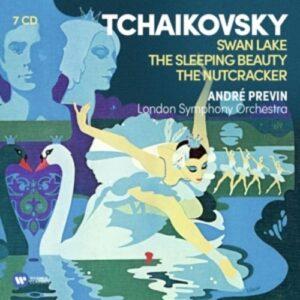 Tchaikovsky: 3 Ballets - André Previn