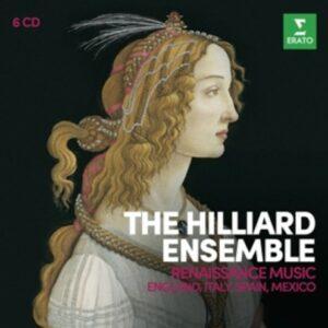 Vocal Music Of The Renaissance - Hilliard Ensemble