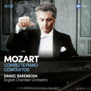 Mozart: The Piano Concertos - Daniel Barenboim