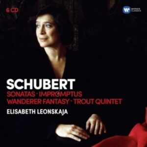 Schubert: Piano Works - Elisabeth Leonskaja