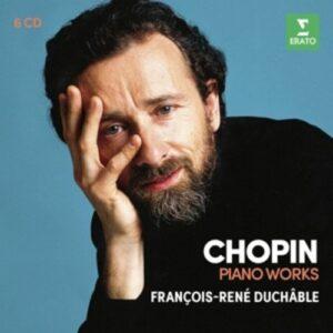 Chopin: Piano Works - François-René Duchable