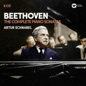 Beethoven: The Piano Sonatas - Artur Schnabel