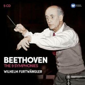 Beethoven: The 9 Symphonies - Wilhelm Furtwängler