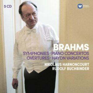 Brahms - Nikolaus Harnoncourt