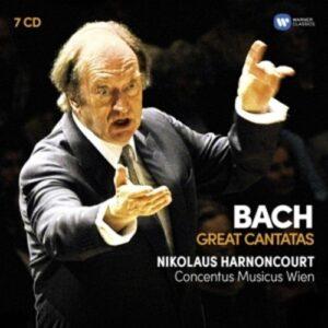 Bach: Great Cantatas - Nikolaus Harnoncourt