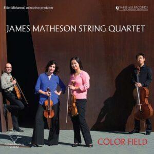 James Mattheson: String Quartet - Color Field
