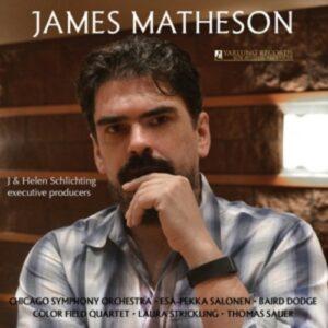 James Mattheson: Works - Esa-Pekka Salonen