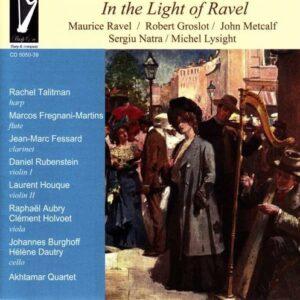 In The Light Of Ravel - Rachel Talitman