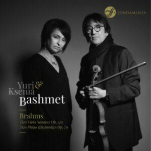 Brahms By The Bashmets - Yuri Bashmet