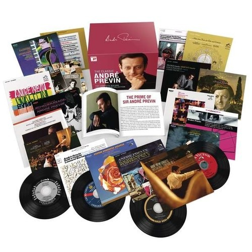 The Complete RCA and Columbia Album Collection - Andre Previn